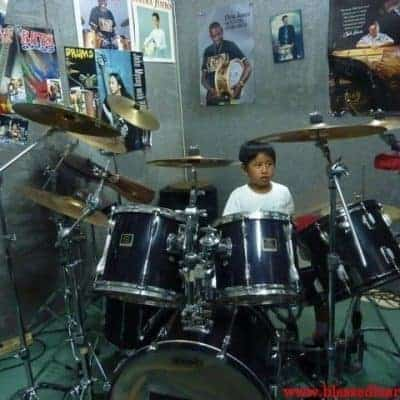 Why Playing Drum…
