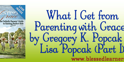What I Like about Parenting with Grace (part 1)