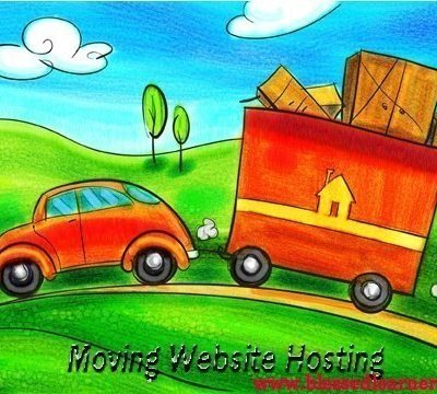 Moving My Hosting