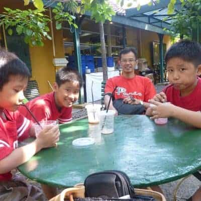 Vacation to Central Java