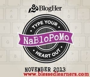 October 2013 Blogging Evaluation
