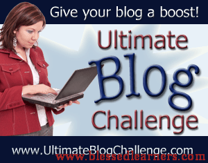 Pursue Your Goals with The Ultimate Blog Challenge 2013