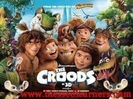"Stength vs Ideas in ""The Croods"""