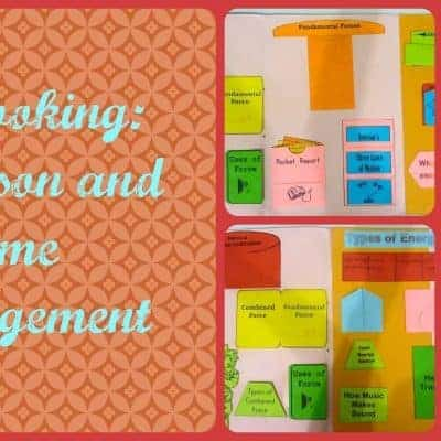 Lapbooking: In Lesson and Time Management (Part 1)