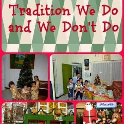 Our Family Christmas in Indonesia