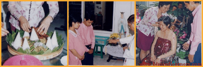 7th Month Pregnancy Ceremony