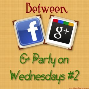 Between Facebook and G+ - G+Party on Wednesday #2_0