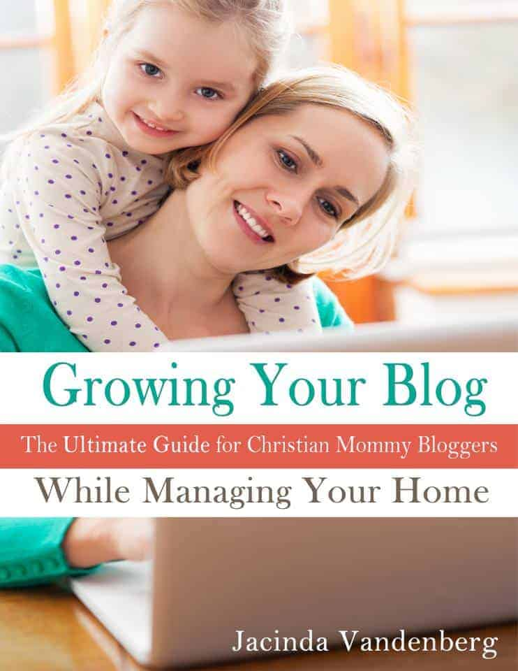 Growing Your Blog While Managing Your Home: Review and Giveaway