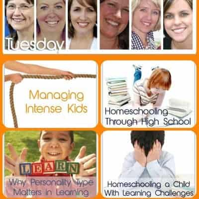 A Chance to Get Encouragement and Education for Homeschool Parents At home