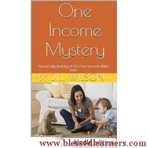 How A Family Can Depend On One Income – One Income Mystery Review