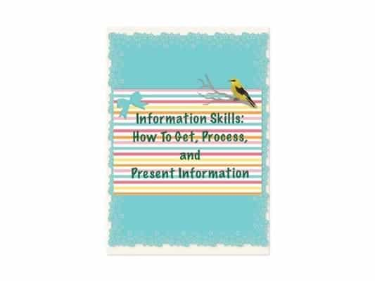 Information Skills: How To Get, Process, and Present Information