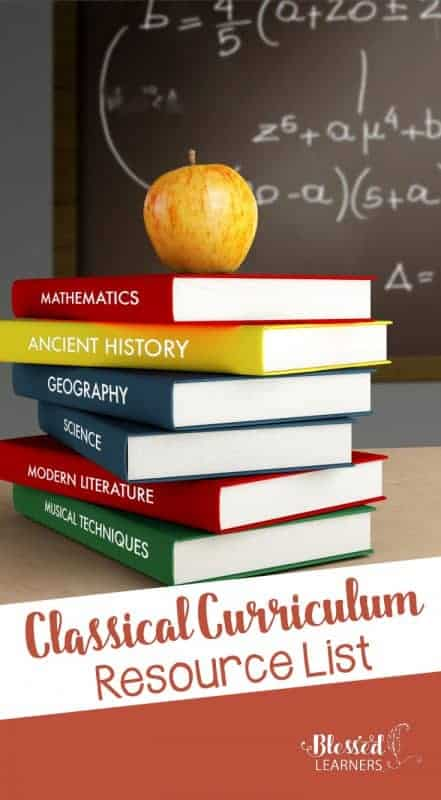 Talking about the homeschool method we use, it changes from time to time. However, we still adopt the classical method until right now. Today I would like to share some classical curriculum resources you can use to homeschool children. #Homeschool #ClassicalEducation #Curriculum