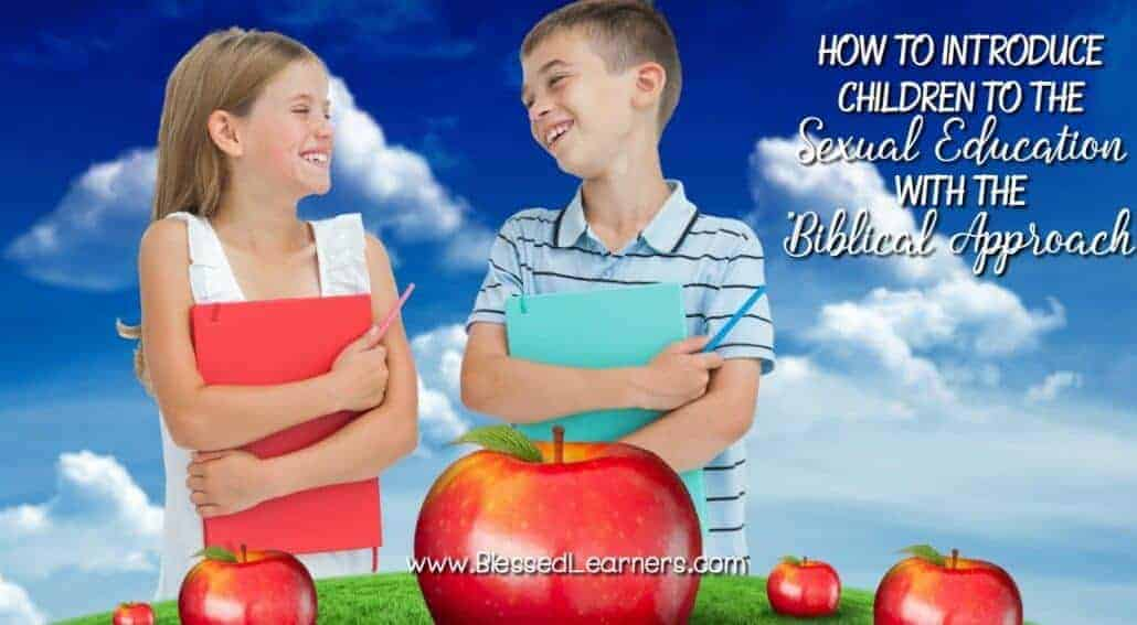 How to Introduce Children to The Sexual Education with THE