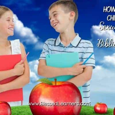 How to Introduce Children to The Sexual Education with the Biblical Approach