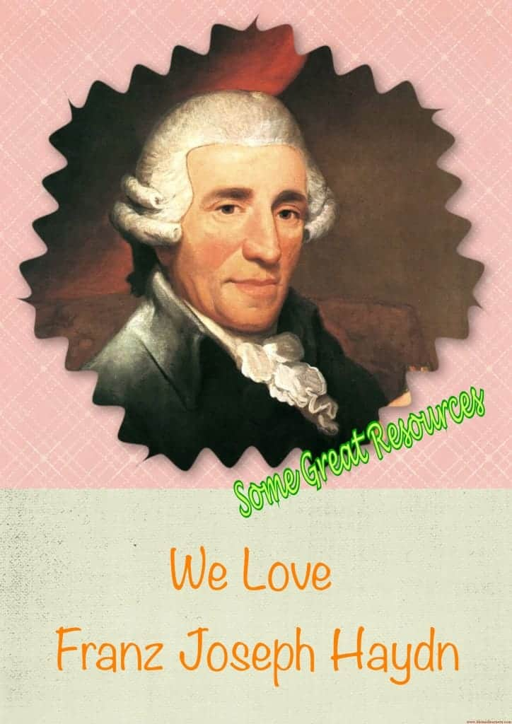 We Love Franz Joseph Haydn