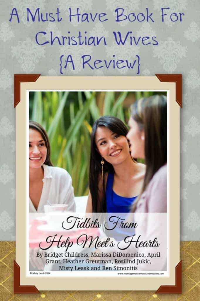 A Must Have Book For Christian Wives {A Review}