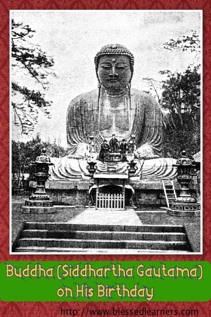An analysis of the life of buddha siddhartha gautama and his influence on the people around him