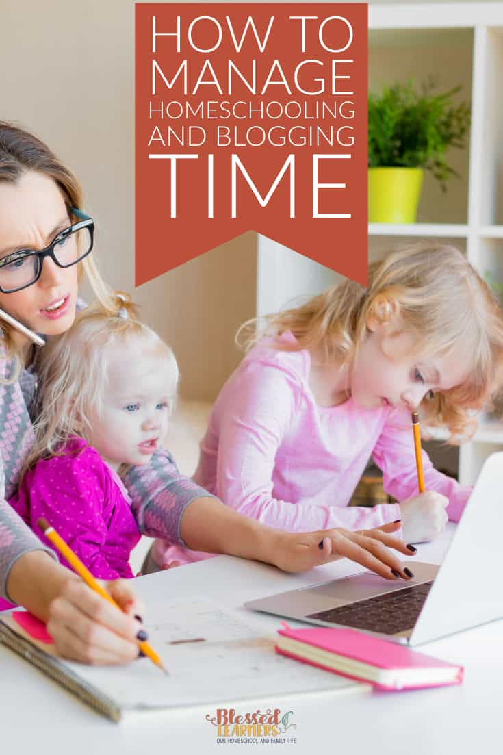 Juggling between homeschooling and blogging will demand more attention to keep them together so that both of them can go together hand in hand. Here are some tips on How to manage homeschooling and blogging time