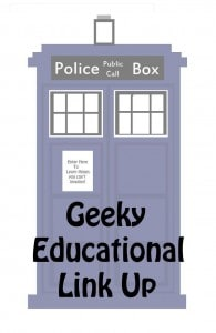 Geeky Educational Link Up