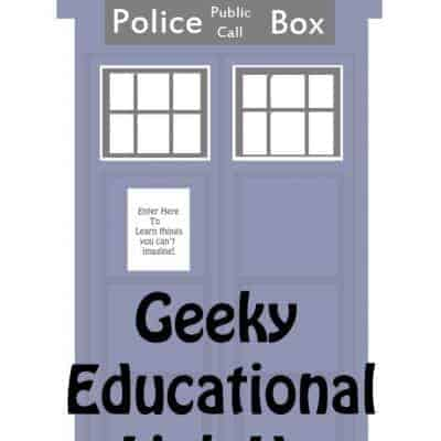 Geeky Educational Link Up #13