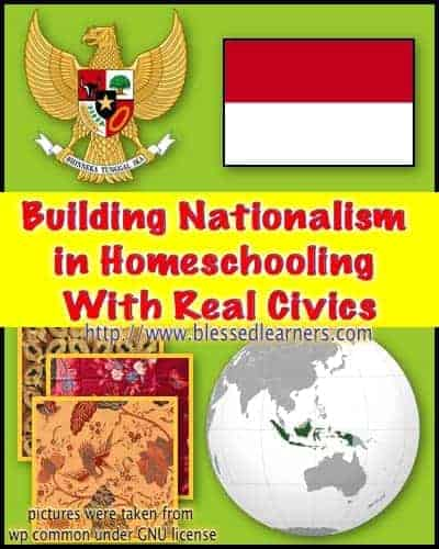 Building Nationalism in Homeschooling With Real Civics