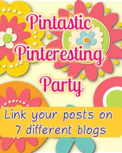 Pintastic Pinteresting Party
