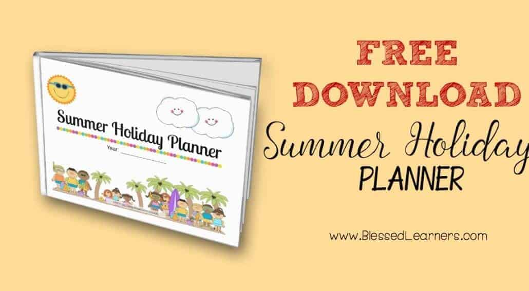 Summer is very hot, but it is one of the time in a year to get relax. A set of summer holiday planner will help us to get the holiday more exciting.