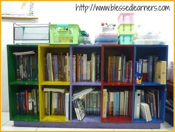 References and Teaching Manuals Shelf