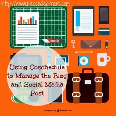Using Coschedule to Manage the Blog and Social Media Post