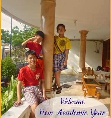 New Academic Year 2014-2015
