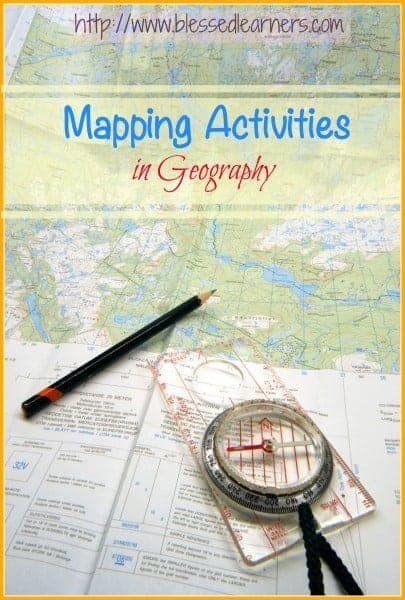Mapping Activities in Geography