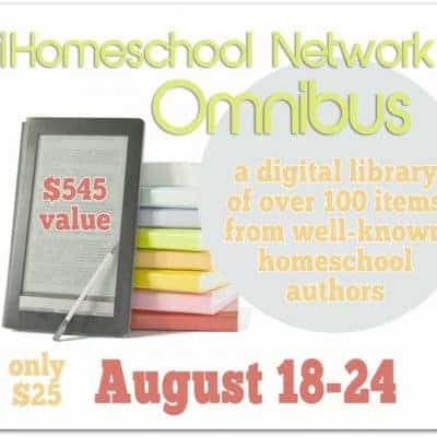 The Omnibus 2014: 105 Resources Created by Homeschoolers and for Homeschoolers