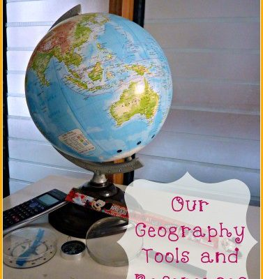 Our Geography Tools and References