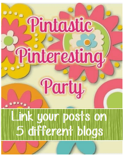 Pinteresting Pintastic Party # 38
