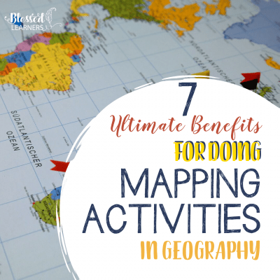 7 Ultimate Benefits Of Mapping Activities In Geography
