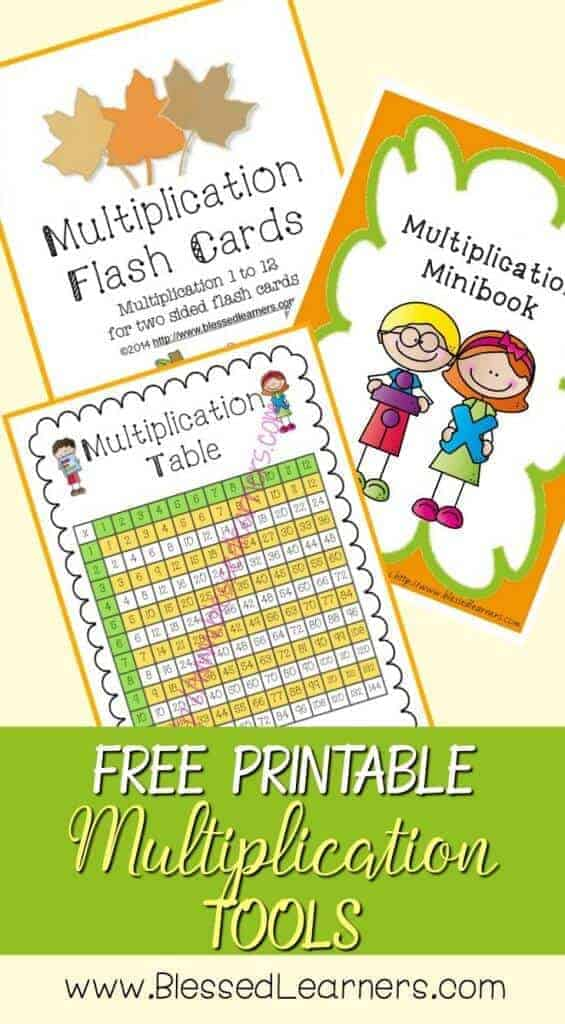 photo regarding Printable Tools identify Cost-free Printable Multiplication Sheets - Fortunate Pupils