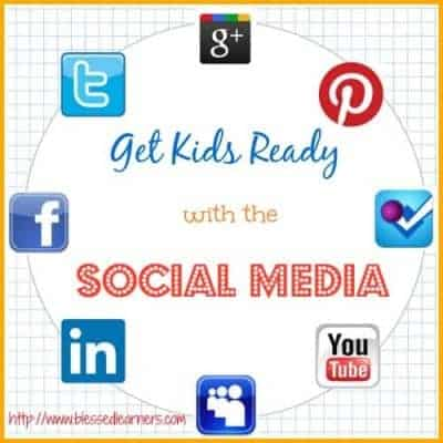 Get Kids Ready with The Social Media