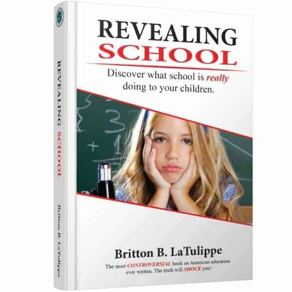 Revealing School Has captured my eyes. If you have school-aged children, you must read this book! Discover what school is really doing to your children