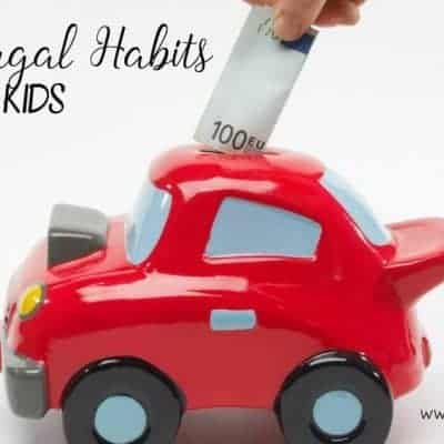 10 Frugal Habits for Kids