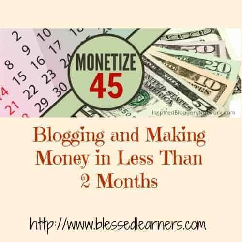 Blogging and Making Money in Less Than 2 Months