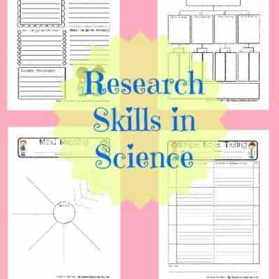 Research Skills in Science – The Big Book of Homeschooling Ideas