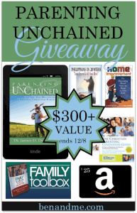 Parenting-Unchained-Kindle-Paperwhite-Giveaway1