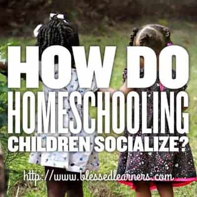 How do Homeschooling Children Socialize?