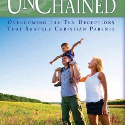 Breaking The Parenting Myths – Parenting Unchained {Review}