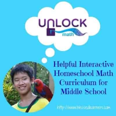 Helpful Interactive Homeschool Math Curriculum for Middle School
