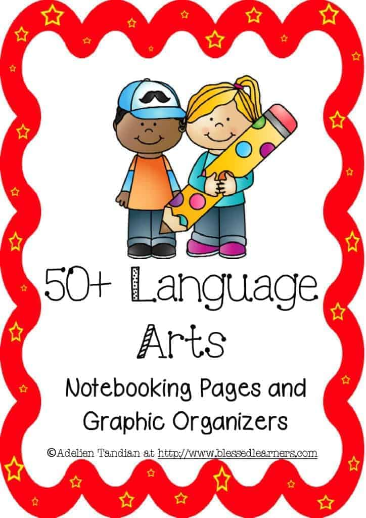 Language Arts Notebooking Pages_000001