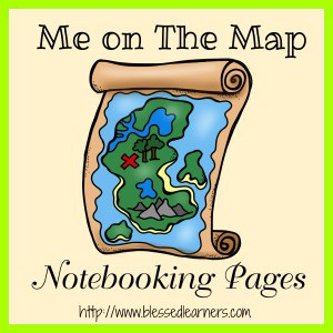 The Introduction for Children to The Social Environment: Me on The Map