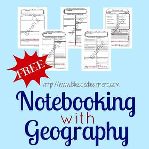 Notebooking with Geography Samples