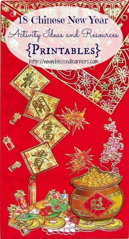 18 chinese new year activity ideas and resources are going to help people to know more - Chinese New Year Activities