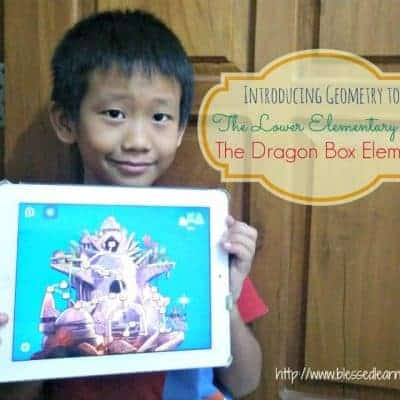 Using DragonBox Elements for Homeschool Students To Introduce Geometry